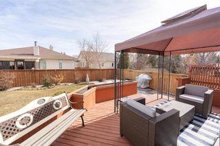 Photo 33: 1093 Scurfield Boulevard in Winnipeg: Whyte Ridge Residential for sale (1P)  : MLS®# 202105142