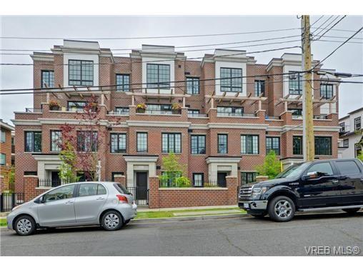 Main Photo: 201 1011 Burdett Ave in VICTORIA: Vi Downtown Condo for sale (Victoria)  : MLS®# 731562