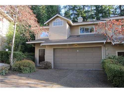 Main Photo: 54 DEERWOOD Place in Port Moody: Heritage Mountain Home for sale ()  : MLS®# V921225