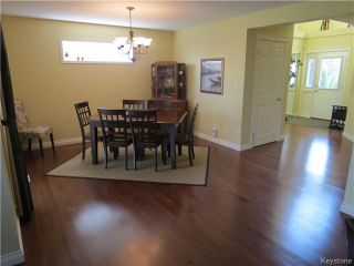Photo 3: 487 Shorehill Drive in WINNIPEG: Windsor Park / Southdale / Island Lakes Residential for sale (South East Winnipeg)  : MLS®# 1315327