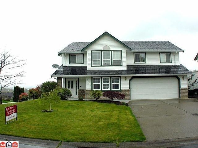 "Main Photo: 34814 COOPER Place in Abbotsford: Abbotsford East House for sale in ""BATEMAN AREA"" : MLS®# F1210044"