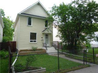 Photo 1: 500 JUBILEE Avenue in WINNIPEG: Fort Rouge / Crescentwood / Riverview Residential for sale (South Winnipeg)  : MLS®# 1011744
