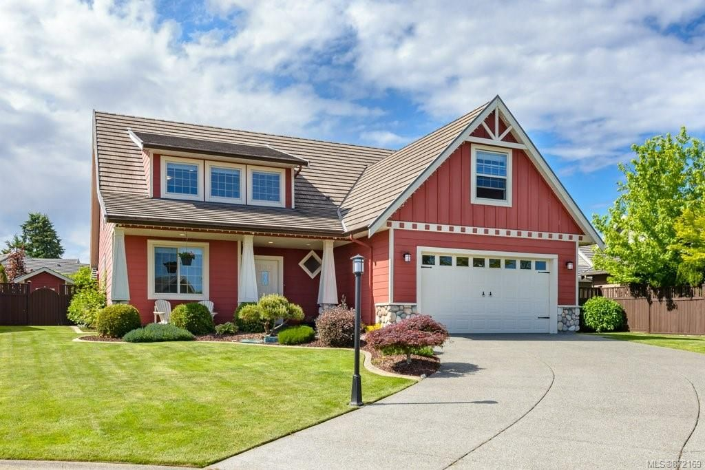 Main Photo: 1612 Sussex Dr in Courtenay: CV Crown Isle House for sale (Comox Valley)  : MLS®# 872169