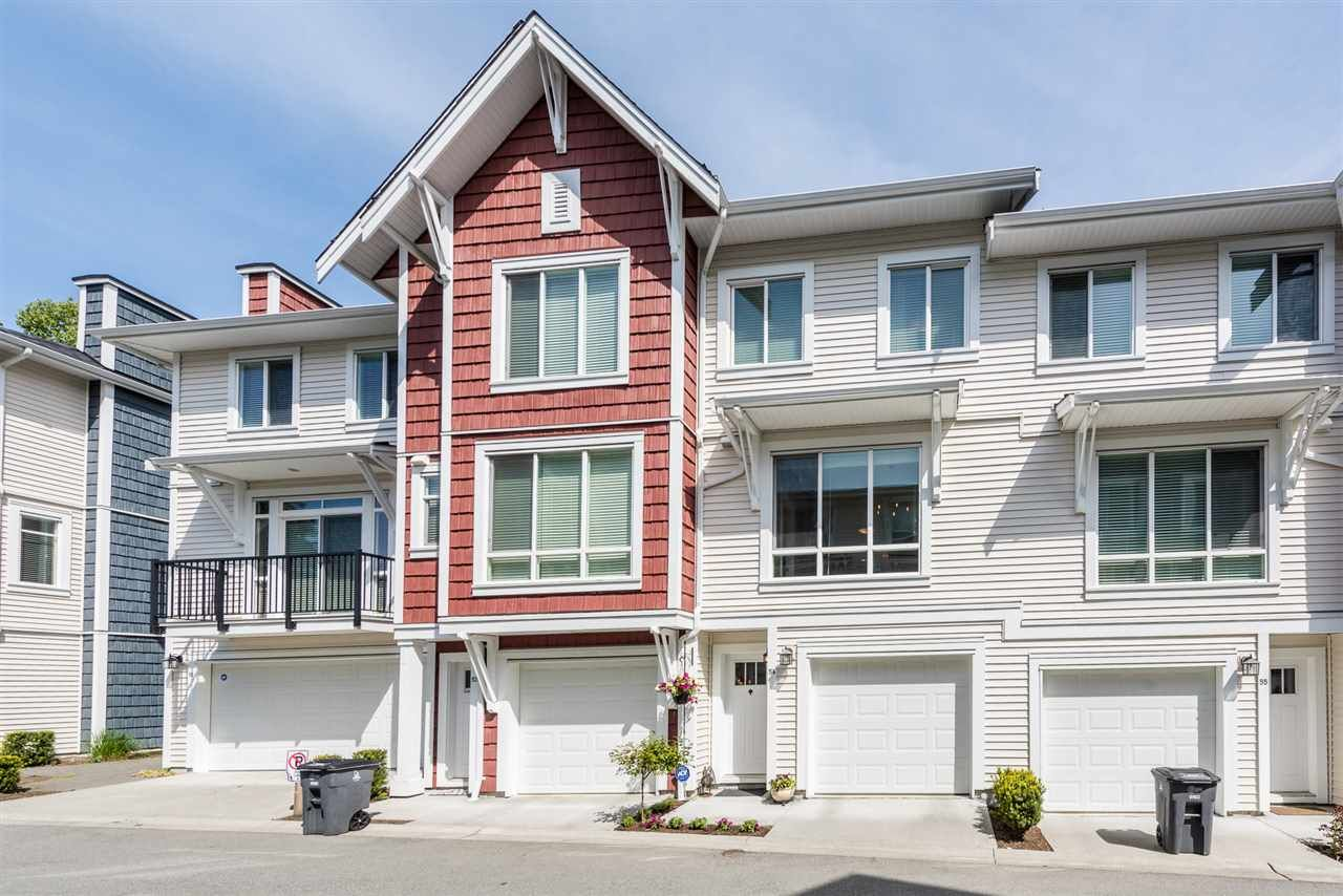 """Main Photo: 54 3039 156 Street in Surrey: Grandview Surrey Townhouse for sale in """"Niche"""" (South Surrey White Rock)  : MLS®# R2379107"""