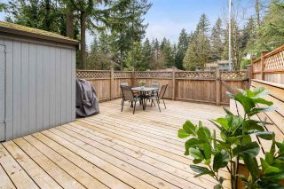 """Photo 26: 887 CUNNINGHAM Lane in Port Moody: North Shore Pt Moody Townhouse for sale in """"WOODSIDE VILLAGE"""" : MLS®# R2555689"""