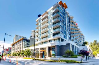 Photo 1: 817 3557 SAWMILL Crescent in Vancouver: South Marine Condo for sale (Vancouver East)  : MLS®# R2607484