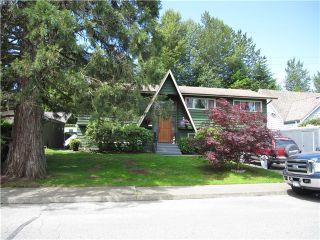 Photo 1: 1168 EAGLERIDGE Drive in Coquitlam: Eagle Ridge CQ House for sale : MLS®# V1124487