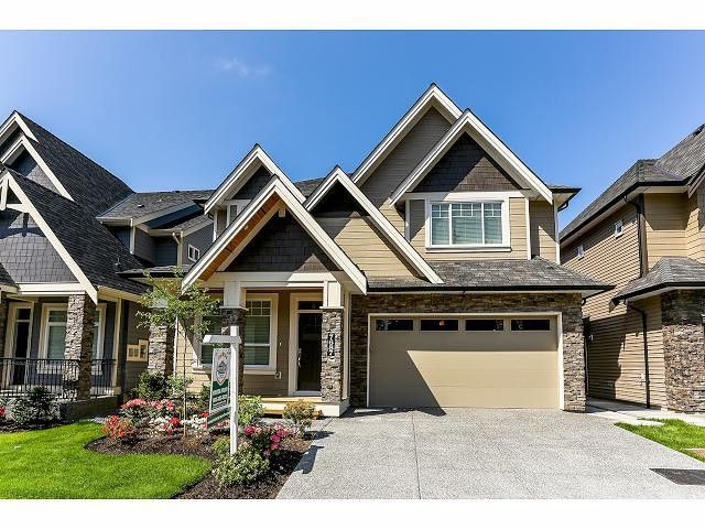 """Main Photo: 7687 211B Street in Langley: Willoughby Heights House for sale in """"Yorkson"""" : MLS®# F1405632"""