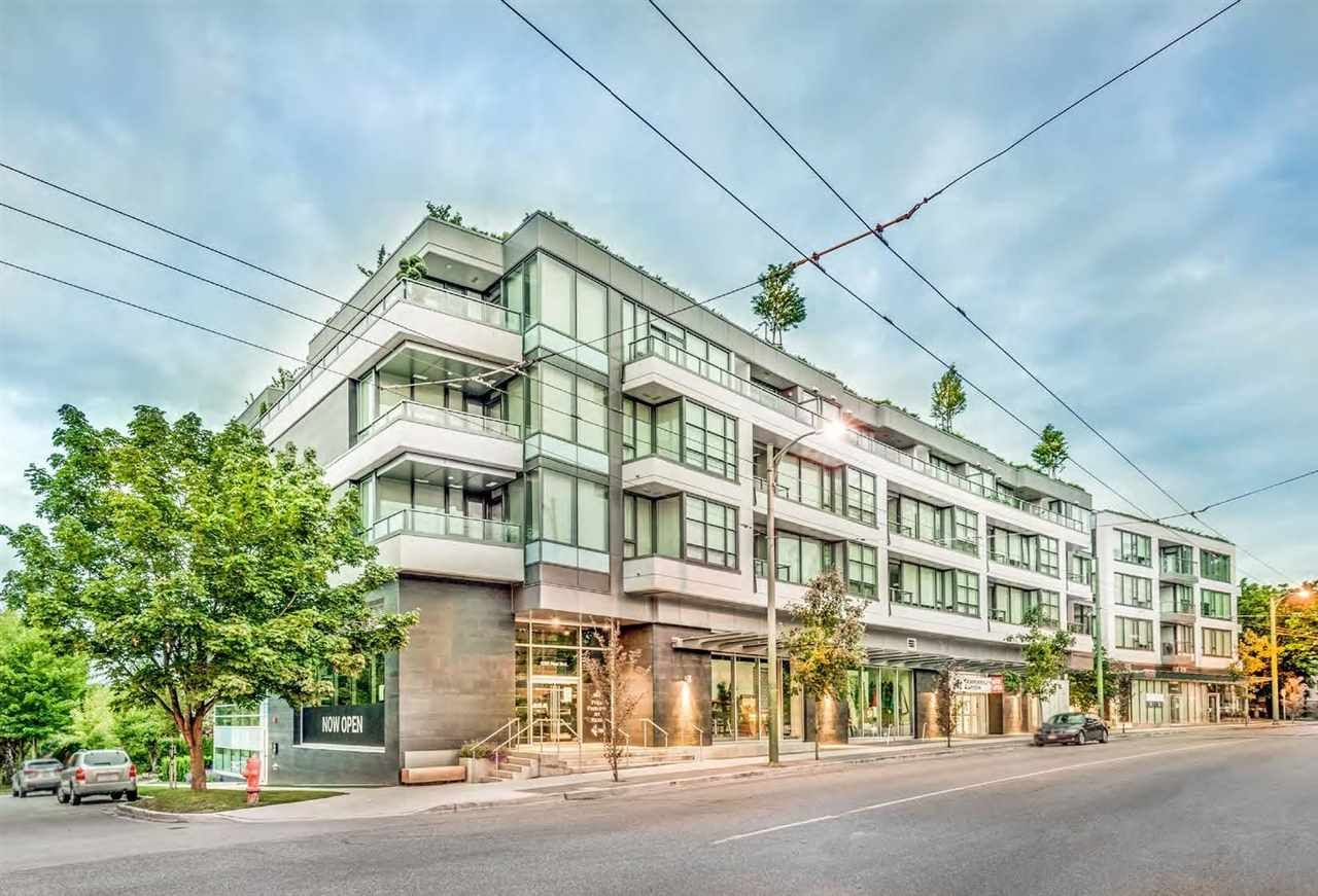 Main Photo: 6365 WEST BOULEVARD in Vancouver: Kerrisdale Retail for sale (Vancouver West)  : MLS®# C8038202