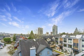 "Photo 4: 16 856 ORWELL Street in North Vancouver: Lynnmour Townhouse for sale in ""CONTINUUM at Nature's Edge"" : MLS®# R2555347"