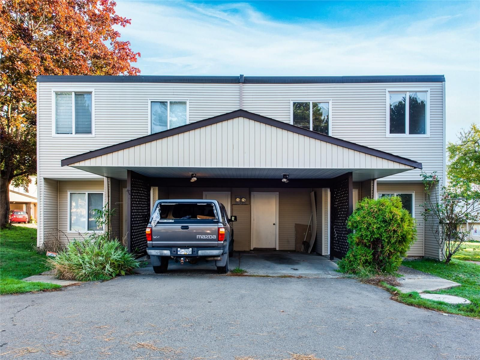 Main Photo: 24 444 Bruce Ave in : Na University District Row/Townhouse for sale (Nanaimo)  : MLS®# 866353