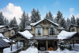 """Main Photo: 9 4822 SPEARHEAD Drive in Whistler: Benchlands Townhouse for sale in """"Stone Ridge"""" : MLS®# R2543797"""