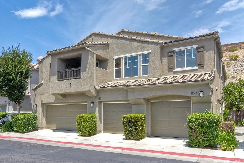 Main Photo: 855 Ballow Way in San Marcos: Residential for sale (92078 - San Marcos)  : MLS®# NDP2108005