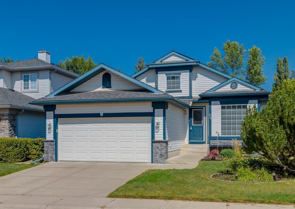 Main Photo: 54 Douglasview Circle SE in Calgary: Douglasdale/Glen Detached for sale : MLS®# A1139753