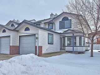 Photo 1: 1001 CITADEL Terrace NW in CALGARY: Citadel Townhouse for sale (Calgary)  : MLS®# C3558035