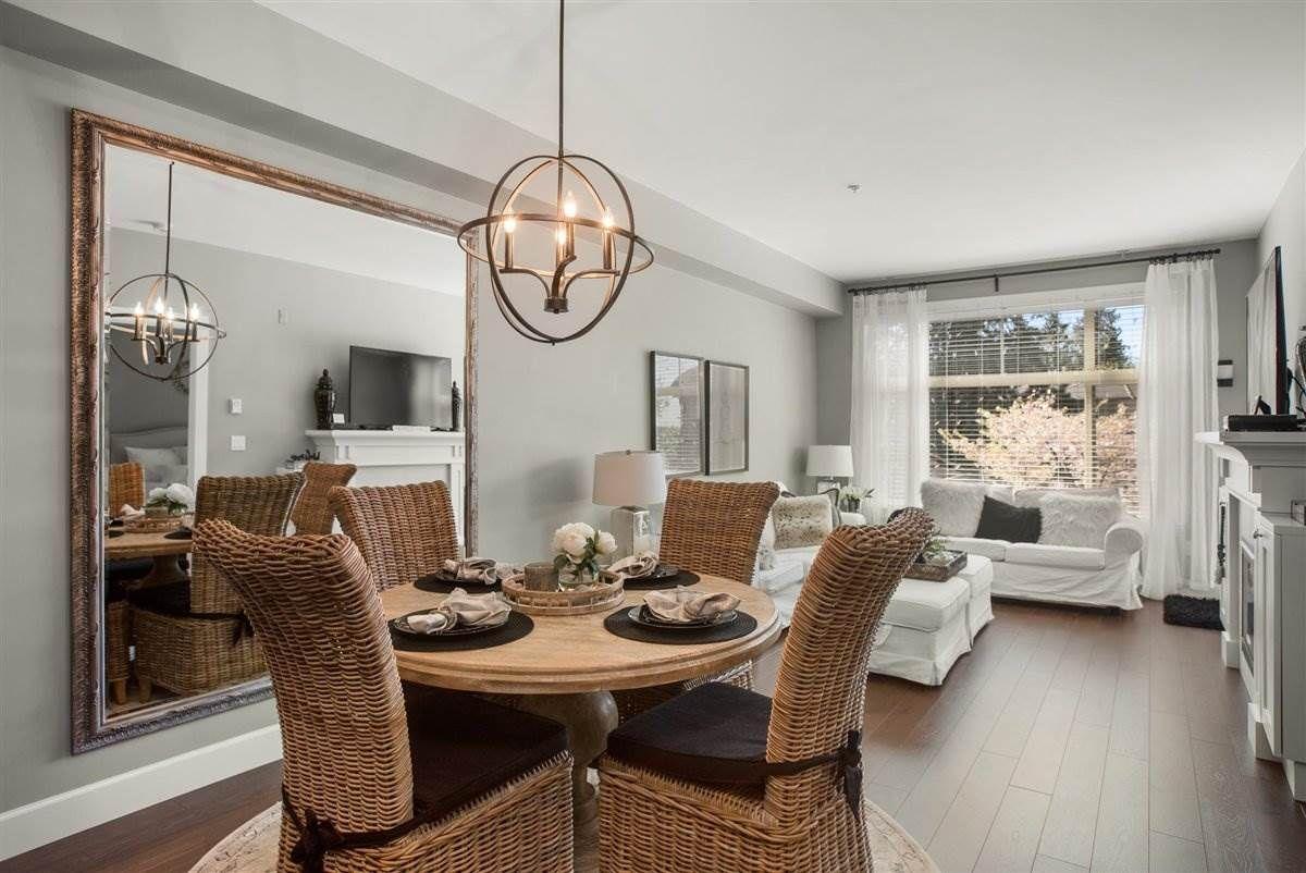 "Main Photo: 217 15185 36 Avenue in Surrey: Morgan Creek Condo for sale in ""Edgewater"" (South Surrey White Rock)  : MLS®# R2568692"
