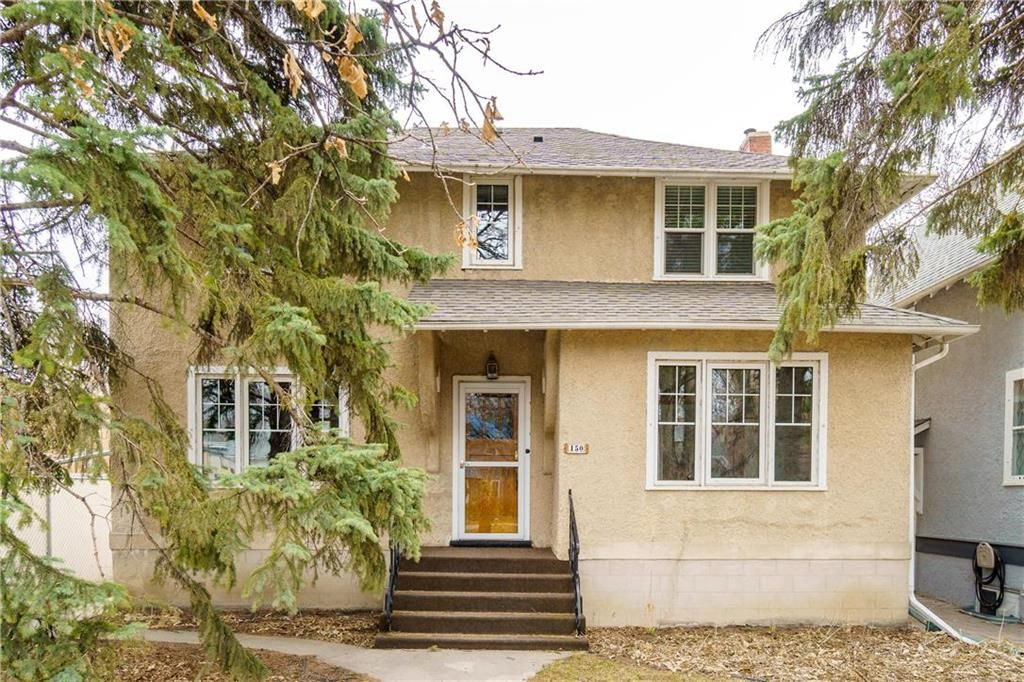 Main Photo: 150 Queenston Street in Winnipeg: River Heights North Residential for sale (1C)  : MLS®# 202110519