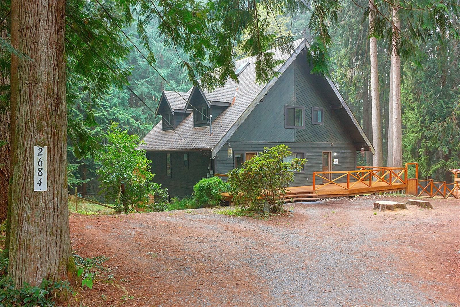 Main Photo: 2684 Sunny Glades Lane in : ML Shawnigan House for sale (Malahat & Area)  : MLS®# 855902
