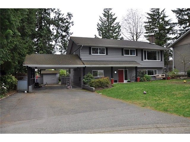 Main Photo: 2294 STANWOOD Avenue in Coquitlam: Central Coquitlam House for sale : MLS®# V1058690