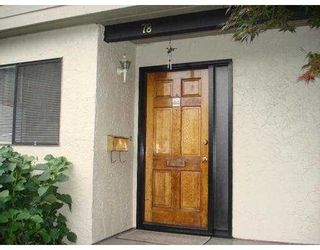 """Photo 1: 78 2905 NORMAN Avenue in Coquitlam: Ranch Park Townhouse for sale in """"RANCH PARK"""" : MLS®# V665747"""