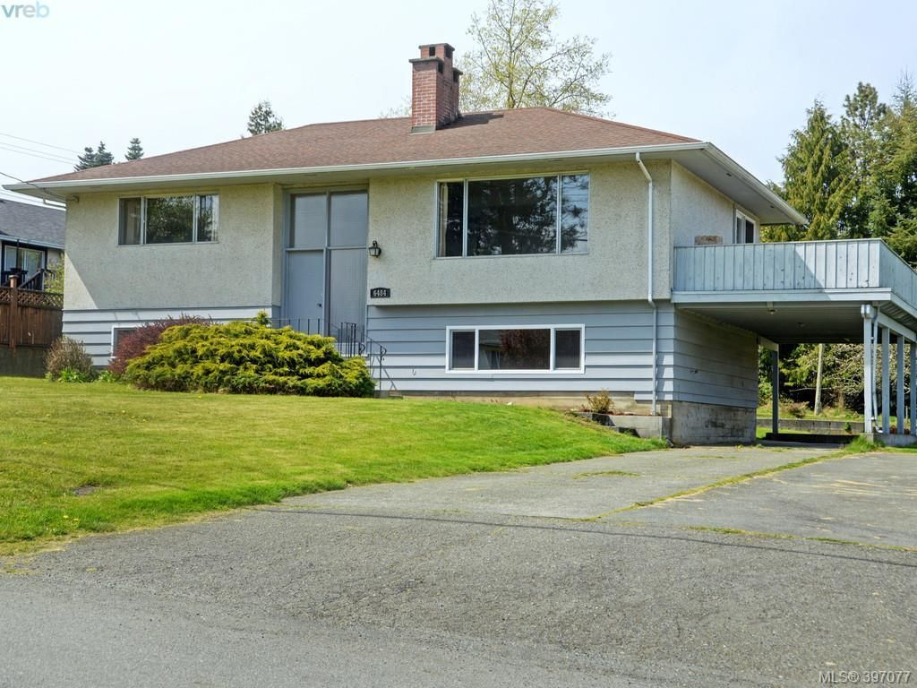 Main Photo: 6484 Golledge Ave in SOOKE: Sk Sooke Vill Core House for sale (Sooke)  : MLS®# 794259