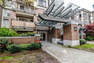 """Photo 2: 210 4768 BRENTWOOD Drive in Burnaby: Brentwood Park Condo for sale in """"THE HARRIS AT BRENTWOOD GATE"""" (Burnaby North)  : MLS®# R2365222"""