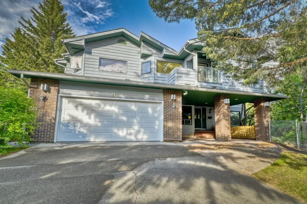 Main Photo: 112 Pump Hill Green SW in Calgary: Pump Hill Detached for sale : MLS®# A1121868