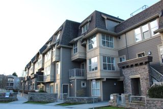 """Photo 4: 215 2110 ROWLAND Street in Port Coquitlam: Central Pt Coquitlam Townhouse for sale in """"AVIVA ON THE PARK"""" : MLS®# R2568390"""