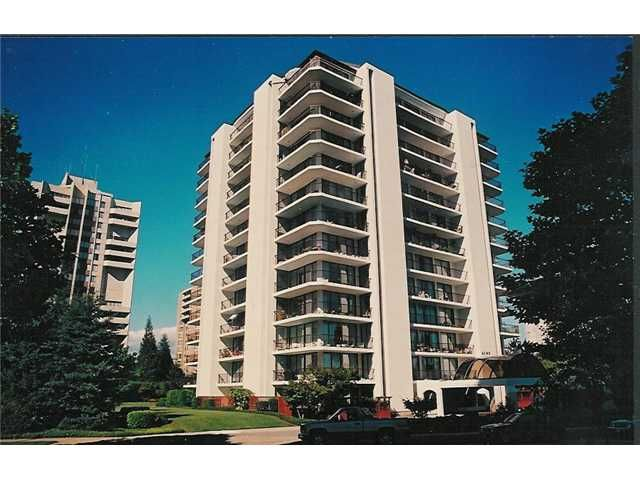 """Main Photo: 608 4165 MAYWOOD Street in Burnaby: Metrotown Condo for sale in """"PLACE ON THE PARK"""" (Burnaby South)  : MLS®# V1007451"""