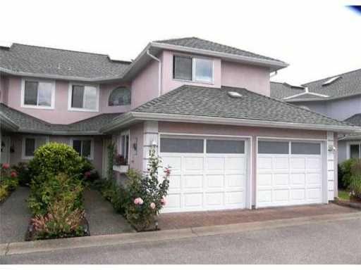 Main Photo: # 12 8051 ASH ST in Richmond: Garden City Condo for sale : MLS®# V1053773