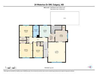 Photo 18: 24 Waterloo Drive SW in Calgary: Wildwood Detached for sale : MLS®# A1145854