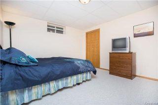 Photo 19: 46 Meadow Ridge Drive in Winnipeg: Richmond West Residential for sale (1S)  : MLS®# 1801065