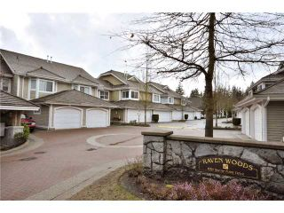 """Photo 1: 41 650 ROCHE POINT Drive in North Vancouver: Roche Point Townhouse for sale in """"Raven Woods"""" : MLS®# V876144"""