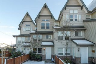 Photo 1: 2 1380 CITADEL Drive in Port Coquitlam: Citadel PQ Townhouse for sale : MLS®# R2240930