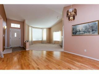 "Photo 4: 5 9012 WALNUT GROVE Drive in Langley: Walnut Grove Townhouse for sale in ""QUEEN ANNE GREEN"" : MLS®# F1413669"