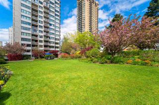 """Photo 19: 605 1740 COMOX Street in Vancouver: West End VW Condo for sale in """"THE SANDPIPER"""" (Vancouver West)  : MLS®# R2574694"""