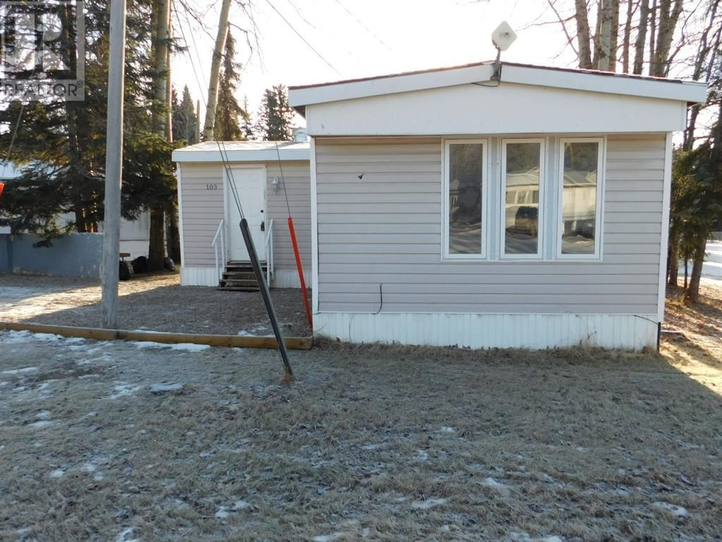 Main Photo: 103, 810 56 Street in Edson: House for sale : MLS®# A1047864
