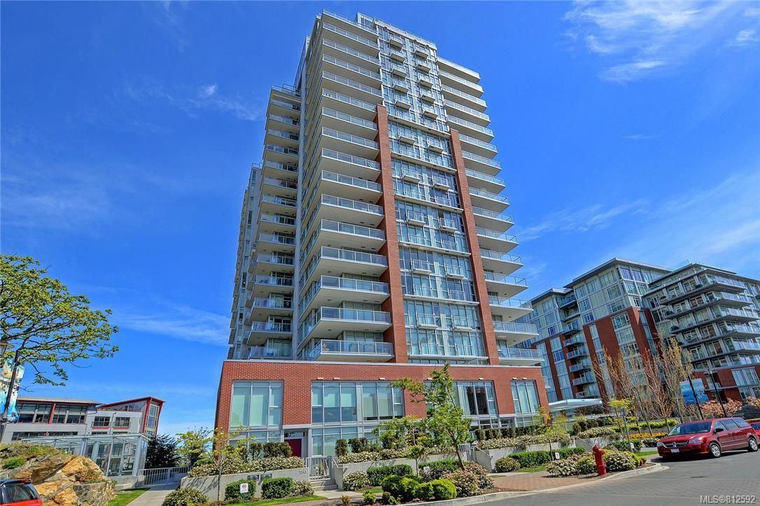 Main Photo: 306 83 Saghalie Rd in Victoria: VW Songhees Condo for sale (Victoria West)  : MLS®# 812592