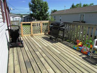 """Photo 4: 10051 100A Street: Taylor Manufactured Home for sale in """"TAYLOR"""" (Fort St. John (Zone 60))  : MLS®# N229161"""