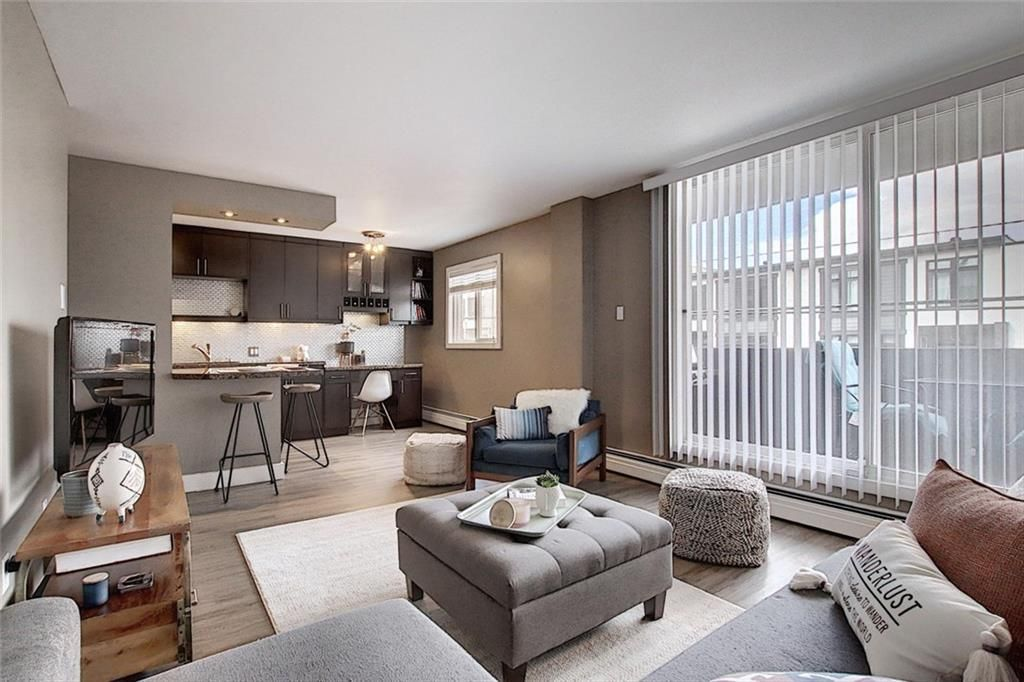 Main Photo: 301 1709 19 Avenue SW in Calgary: Bankview Apartment for sale : MLS®# A1084085