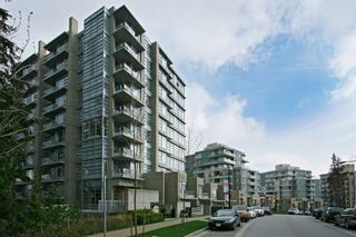 "Photo 1: 611 9266 UNIVERSITY Crescent in Burnaby: Simon Fraser Univer. Condo for sale in ""AURORA"" (Burnaby North)  : MLS®# R2547252"