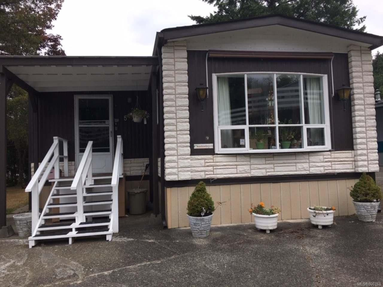 Photo 12: Photos: 57 951 Homewood Rd in CAMPBELL RIVER: CR Campbell River Central Manufactured Home for sale (Campbell River)  : MLS®# 800768