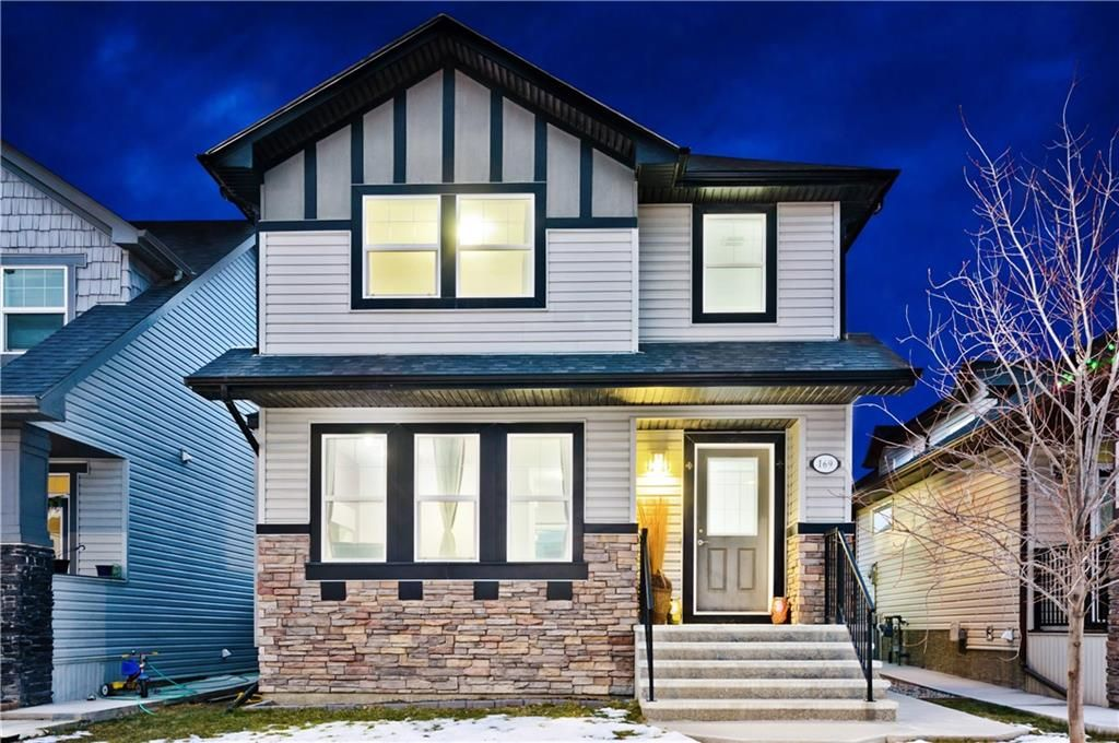 Main Photo: 169 SKYVIEW RANCH DR NE in Calgary: Skyview Ranch House for sale : MLS®# C4278111