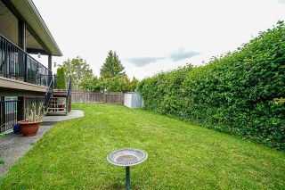 """Photo 40: 1532 160 Street in Surrey: King George Corridor House for sale in """"EAST SUNNYSIDE"""" (South Surrey White Rock)  : MLS®# R2582706"""