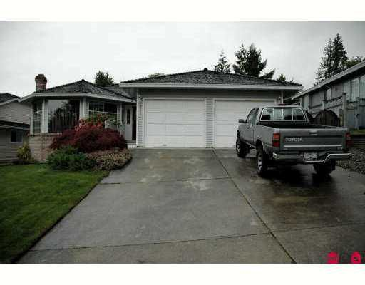 Main Photo: 18017 63RD Ave in Surrey: Cloverdale BC House for sale (Cloverdale)  : MLS®# F2711129