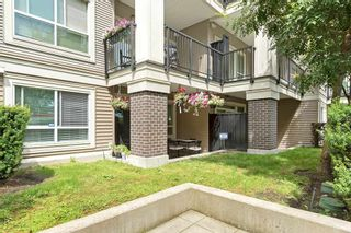 """Photo 11: 105 9655 KING GEORGE Boulevard in Surrey: Whalley Condo for sale in """"The Gruv"""" (North Surrey)  : MLS®# R2086741"""