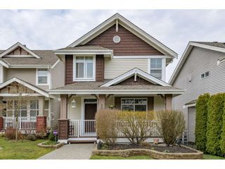 """Photo 1: 15139 61A Avenue in Surrey: Sullivan Station House for sale in """"Oliver's Lane"""" : MLS®# R2545529"""