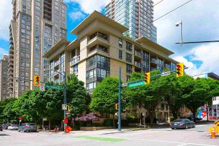 """Main Photo: 502 538 SMITHE Street in Vancouver: Downtown VW Condo for sale in """"MODA"""" (Vancouver West)  : MLS®# R2592358"""