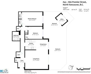 """Photo 27: 43 866 PREMIER Street in North Vancouver: Lynnmour Condo for sale in """"EDGEWATER ESTATES"""" : MLS®# R2558942"""