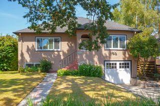 Photo 2: 2260 Central Ave in Oak Bay: OB South Oak Bay House for sale : MLS®# 844975